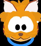 Orange Tabby Costume In Game