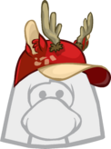 Red Deer Hat icon