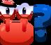 Emoticón de Pregunta cangrejo