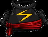 Ms. Marvel Bodysuit clothing icon ID 4622