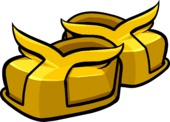Boots of Justice Icon