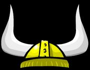Gold Viking Helmet clothing icon ID 460 (larger file)