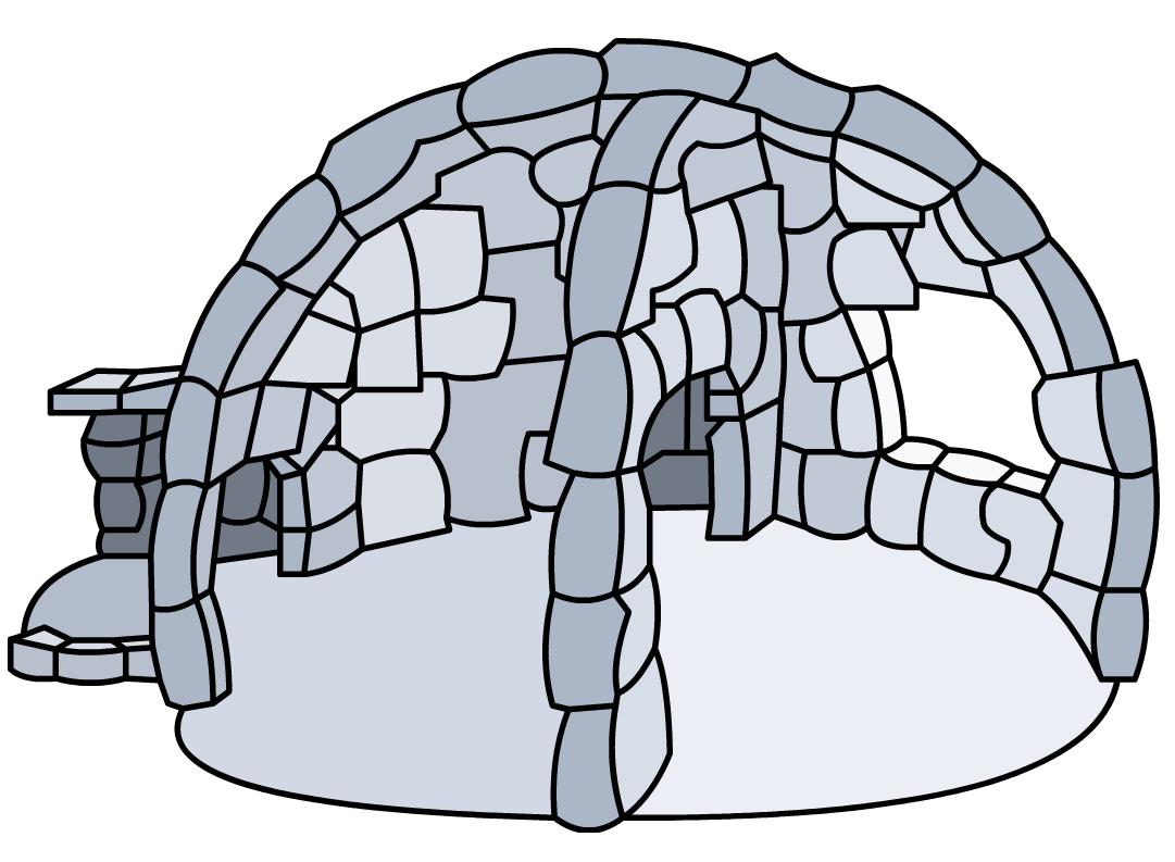 In Half Igloo | Club Penguin Wiki | FANDOM powered by Wikia