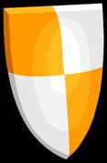 Orange Shield clothing icon ID 724