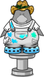 Penguin Mannequin sprite 005