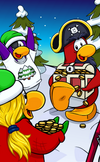 Rockhopper supporting Coins For Change - December 2010