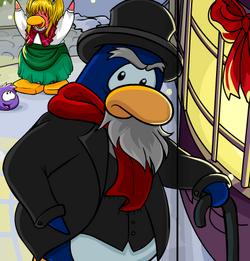 Scrooge christmas
