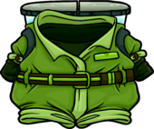 Water Suit 3000 clothing icon ID 4206