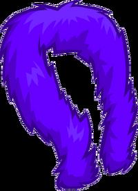 Boa de Plumas Violeta icono