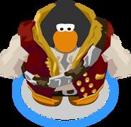 Disfraz de Pirata Dorado sprites