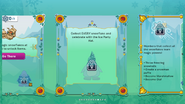 Frozen Fever Party 2016 app interface page 5