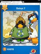 Mi tarjeta de jugador