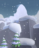 Mt. Blizzard Summit