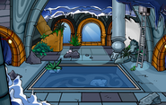 Adventure Party Underground Pool