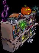 Book Room Secret Lab entrance