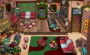 Cafeteria navideñaa