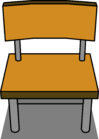 Classroom Chair sprite 001