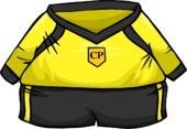 Goalie Jersey icon