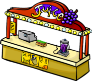 Juice stand