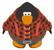 Lumberjack Look ingame