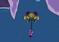Main Treasure in Aqua Grabber