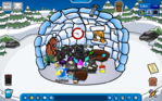 My contest on Cool Pixels Igloo Contest