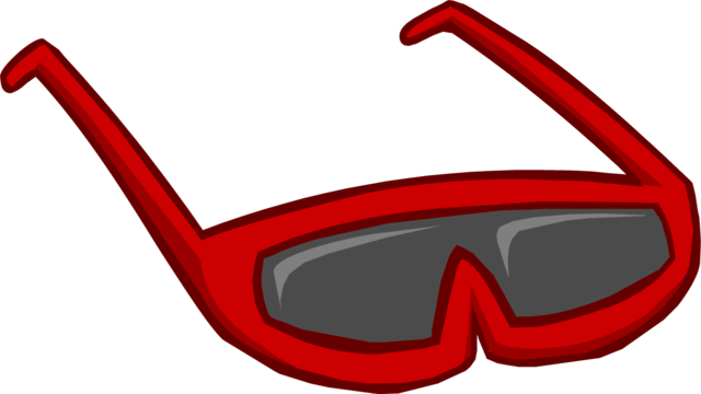 File:Red Sunglasses.PNG