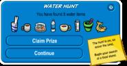 Sensei's Water Scavenger Hunt