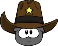 Sombrero de Minisheriff