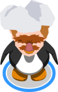Swedish Chef Head in-game