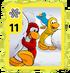 Card-Jitsu Cards full 740