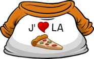 I Heart Pizza T-Shirt icon fr