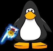 Penguin Cup Foam Finger PC