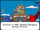 Protobot emergency escape