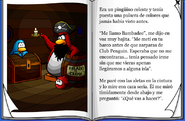 Rockhopper y el Polizón Libro página 2
