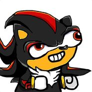 Shadow the hedgehog fsjal by nutellapls-d6u2535