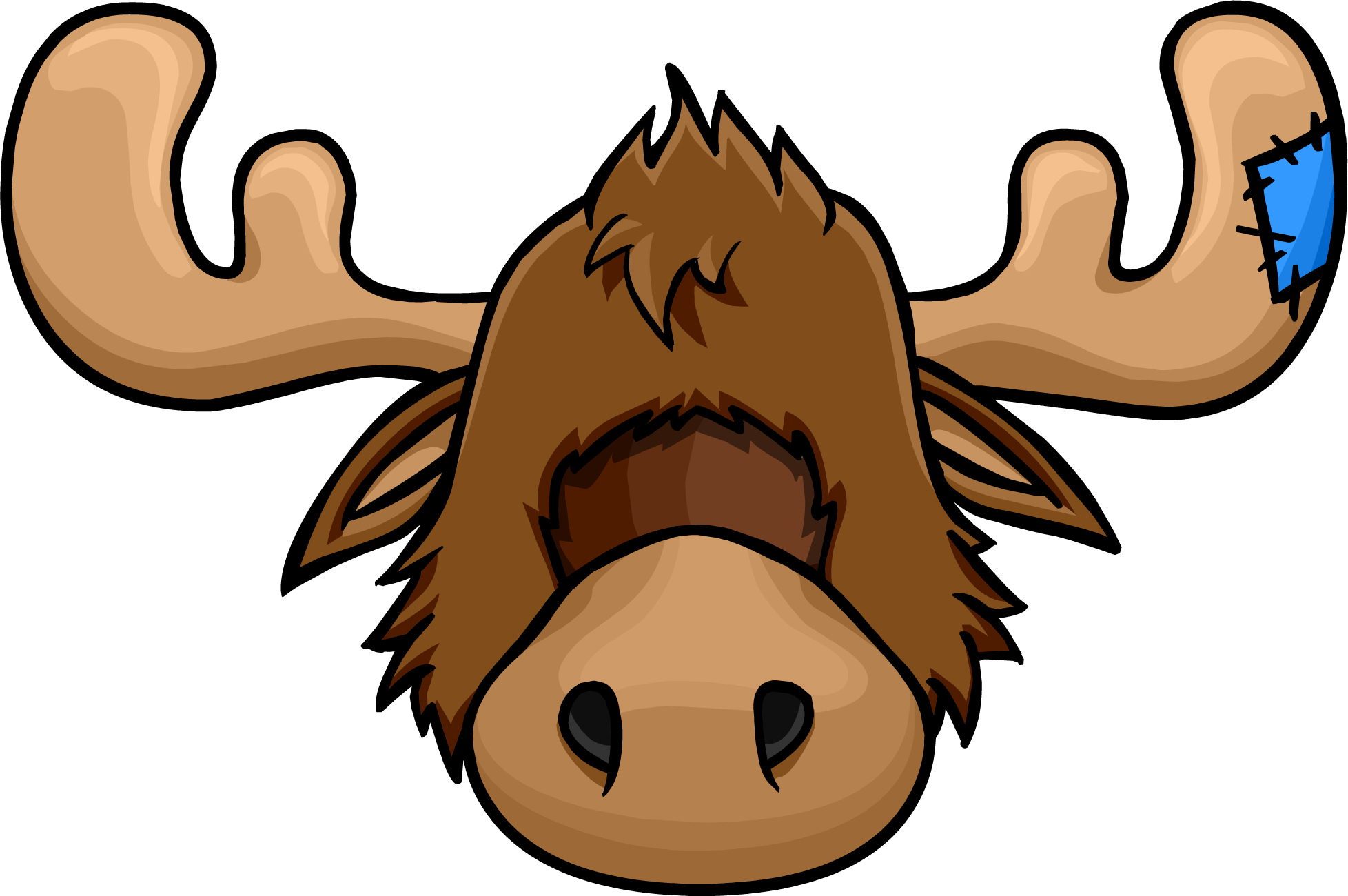 Zeus The Moose Head Club Penguin Wiki Fandom Powered