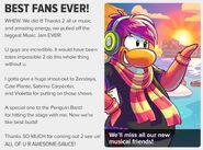 Best fans