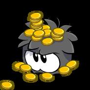 BlackPuffleCoins
