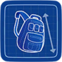 Blueprint Shoulder Pack icon