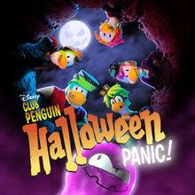 Club Penguin Halloween Panic cover art