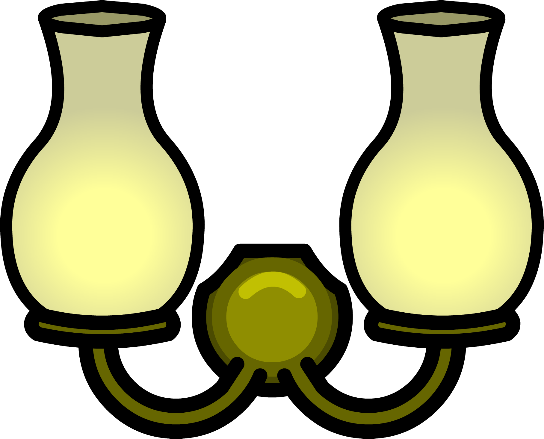 Image - Double Wall Light.PNG | Club Penguin Wiki | FANDOM powered ...