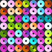Fabric Rainbow Sequin icon