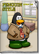 Penguin Style April 2008