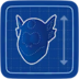 Blueprint Alien Head icon