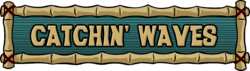 Catchin' Waves Logo