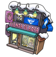 CopaClubPenguinTiendaRopaExterior