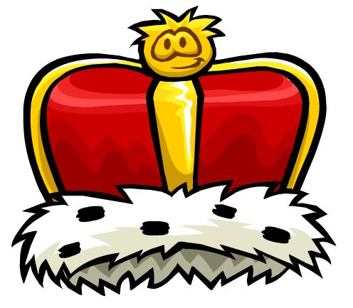 corona de rey club penguin wiki fandom powered by wikia