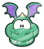 Medieval Monster Pin icon