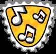 MusicPuzzleEstampilla